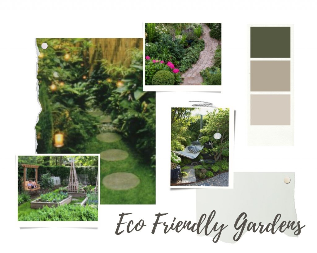 Green-and-Brown-Realistic-Interior-Design-Moodboard-Photo-Collage-for-eco-friendly-gardens