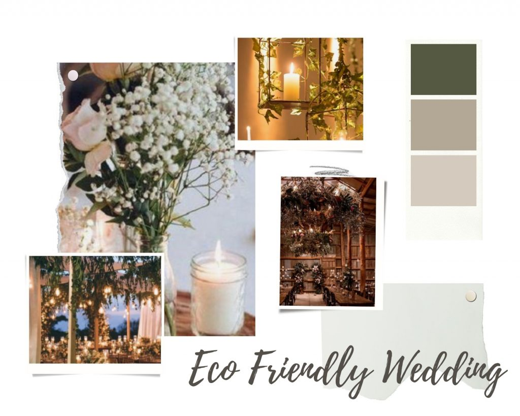 Green-and-Brown-Realistic-Interior-Design-Moodboard-Photo-Collage-for-eco-weddings