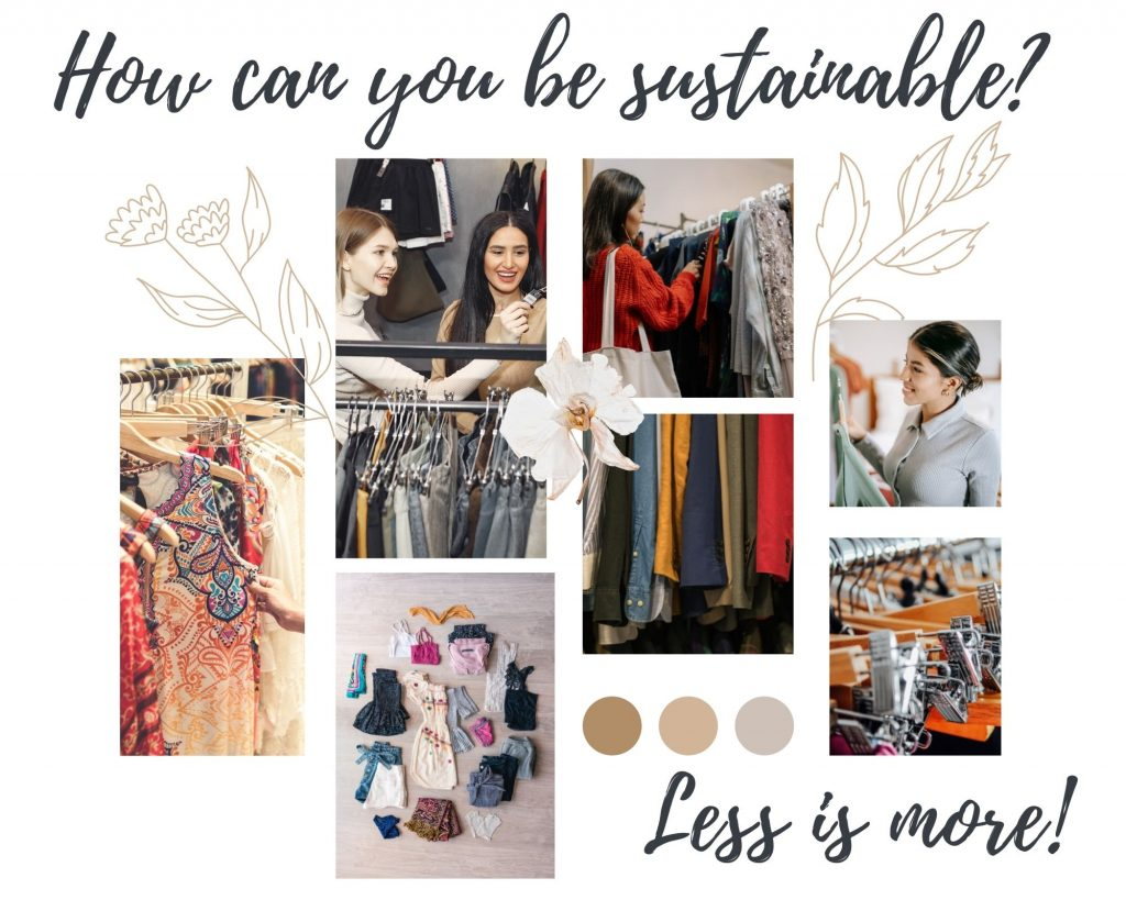 Pink-and-Brown-Soft-and-Dainty-Fashion-Moodboard-Photo-Collage-for-how-to-be-more-sustainable