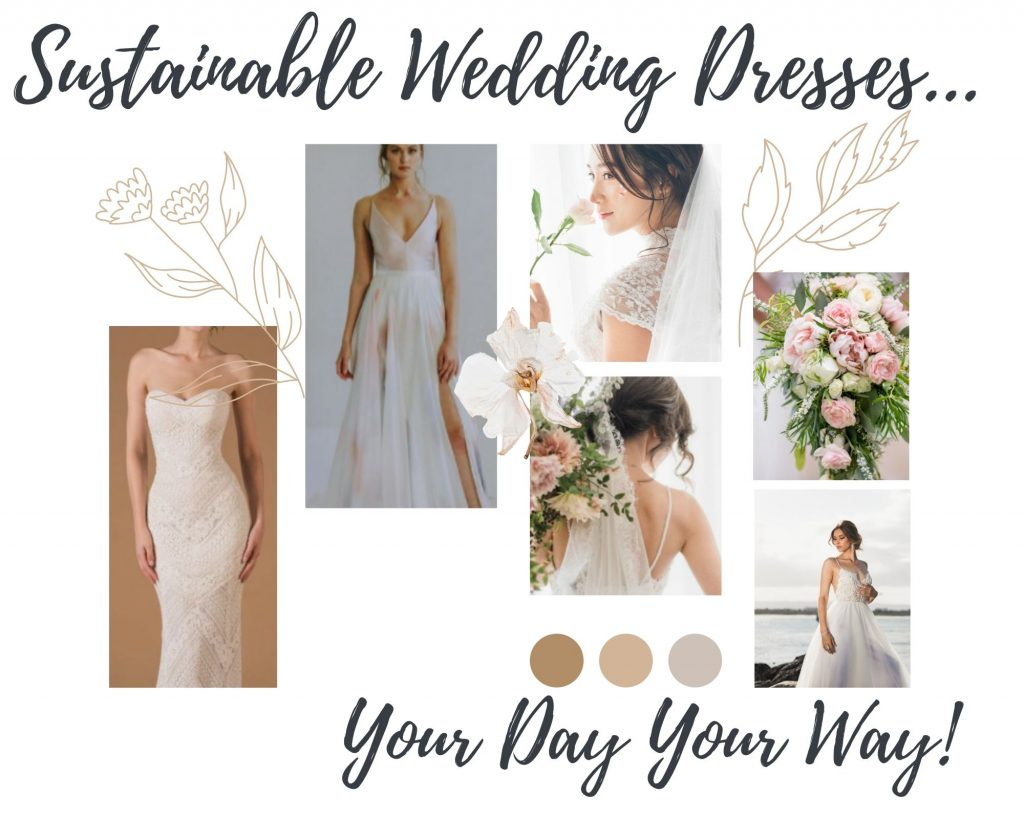 Pink-and-Brown-Soft-and-Dainty-Fashion-Moodboard-Photo-Collage-for-sustainable-wedding-dresses