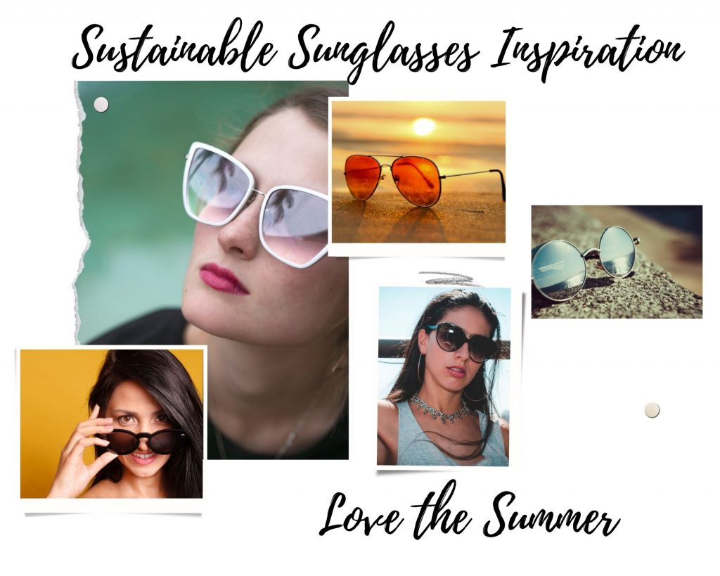 sustainable-sunglasses-inspiration-mood-board-photo-collage